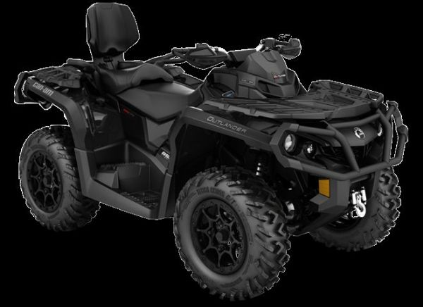 Can-Am Outlander Max XT-P 650 / 850 / 1000 - Can-Am ATV